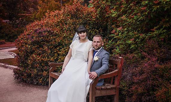 Віталій та Надія / Весілля