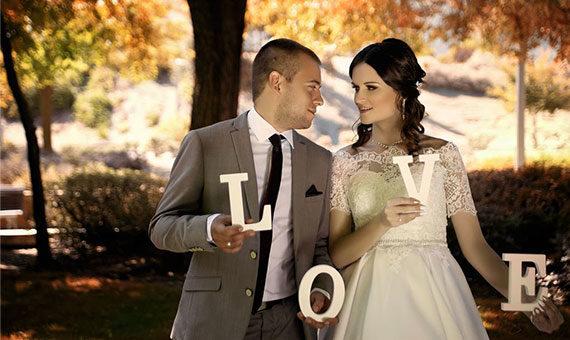 Олександр та Лілія / Весілля / Мадрид