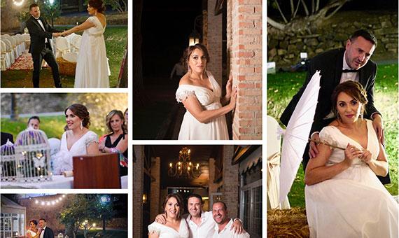 Рауль и Елена / Свадьба